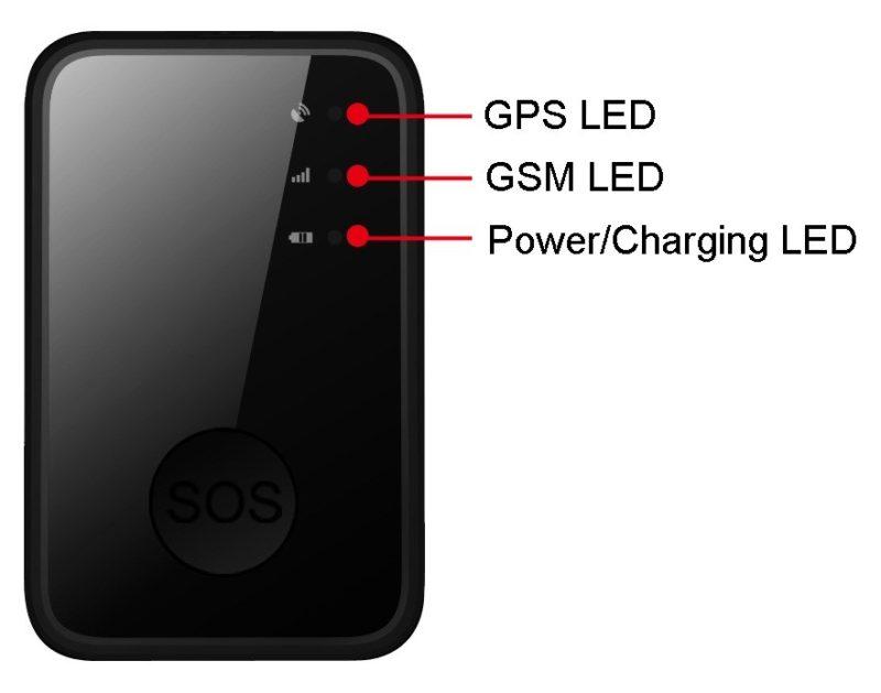 SCG-US-3G GPS Tracker